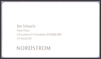 With a Nordstrom credit card, you'll automatically unlock access to special benefits with The Nordy Club. Everyone is considered for the Nordstrom retail and Visa Platinum cards. Customers who make frequent purchases at Nordstrom will also be considered for the Visa Signature card.